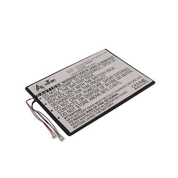 BATTERIE LITHIUM, 7600MAH POUR POINTEUSE PORTABLE S922