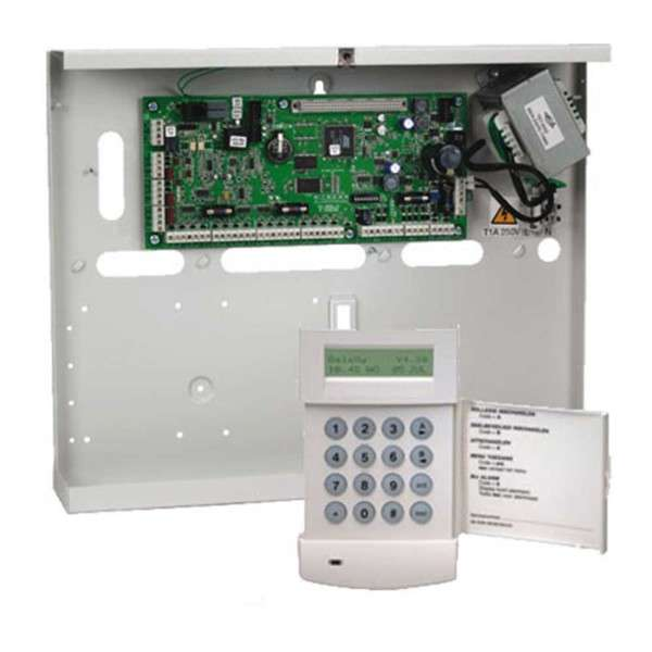 GAL DIMENSION 16-96IN, 8+6OUT, 8GRP, 2BUS, TELECOM+RS232 +MK7, 2.5A