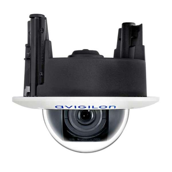 5 MP, LIGHTCATCHER D/N, CEILING, 4.3-8MM, ICR, VIDEO ANALYTICS, IK10