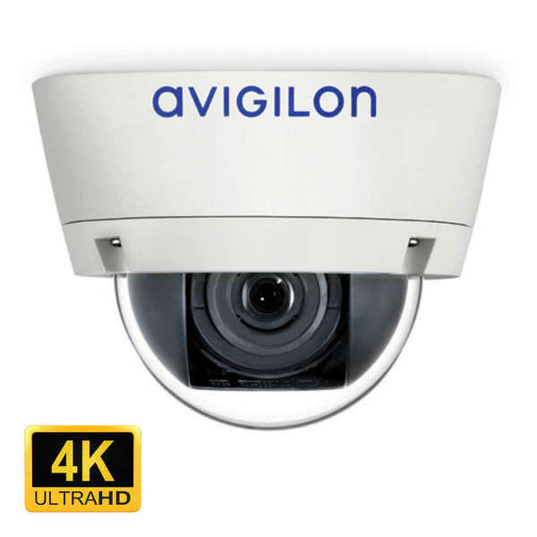 4K UHD (8MP), D/N,OUTDOOR IP66,4.3-8MM,ICR,VIDEO ANALYTICS,IK10