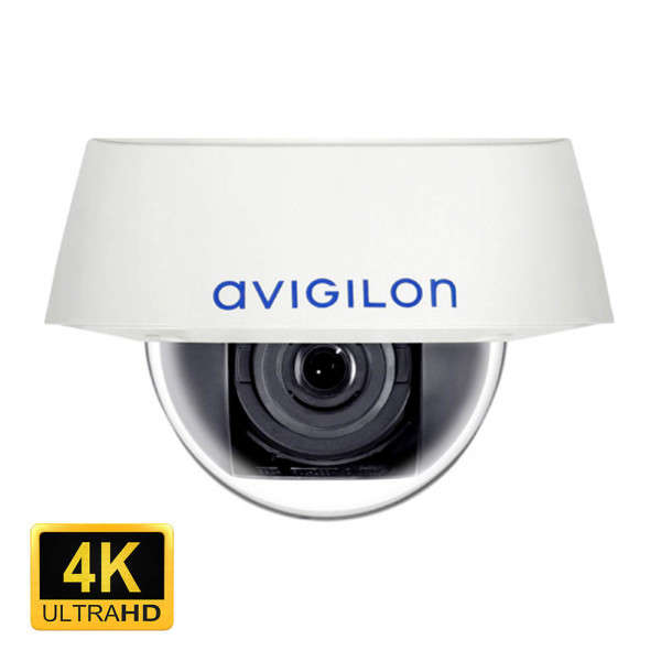 4K UHD (8MP), D/N, PENDING IP66, 4.3-8MM, ICR, VIDEO ANALYTICS,IK10