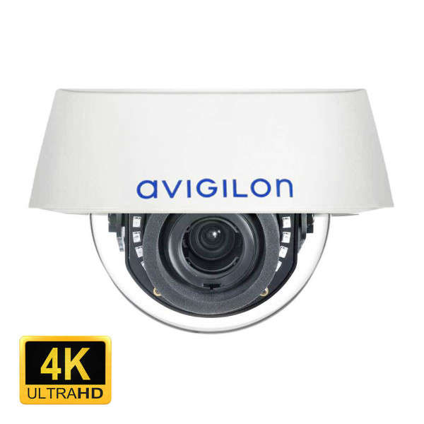 4K UHD (8MP),D/N IR,PENDING IP66,4.3-9MM,ICR,VIDEO ANALYTICS,IK10