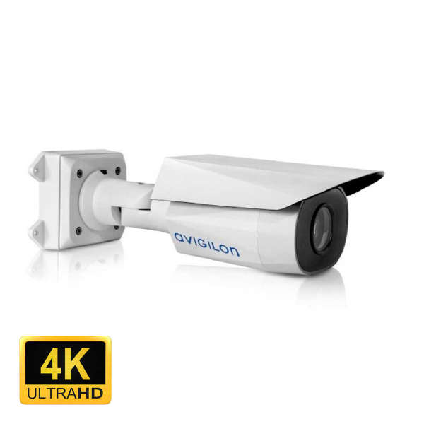 4K UHD (8MP), ADAPTATIVE IR 30M MAX., 4.3-8MM,ICR,VIDEO ANALYTICS,IP66