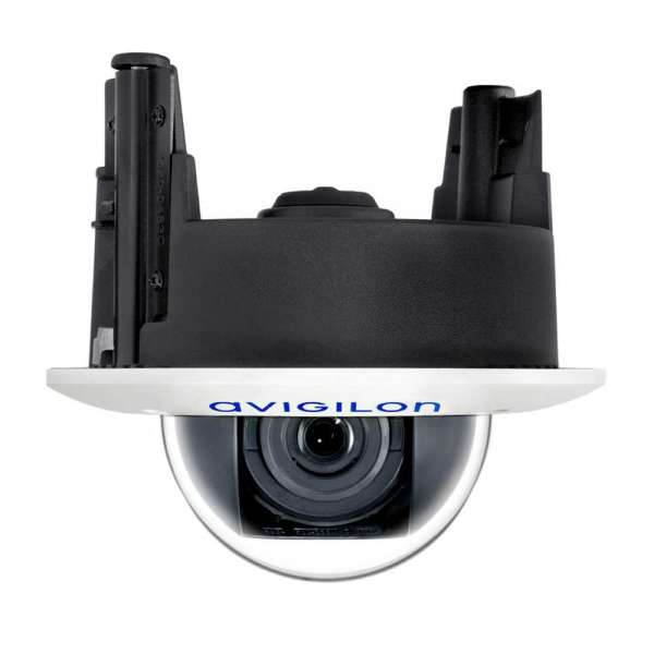 2 MP WDR, LIGHTCATCHER D/N, CEILING, 3.3-9MM P-IRIS, ANALYTICS, IK10