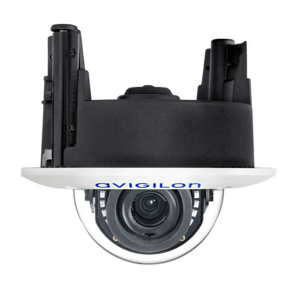 2 MP WDR, LIGHTCATCHER D/N, CEILING, 3.3-9MM P-IRIS, IR, ANALYTICS, IK10