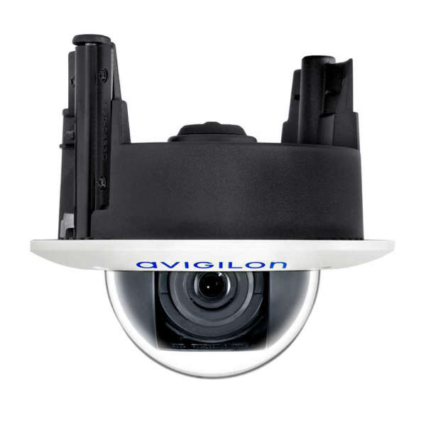 4 MP  WDR, LIGHTCATCHER D/N, CEILING, 9-22MM P-IRIS, ANALYTICS, IK10