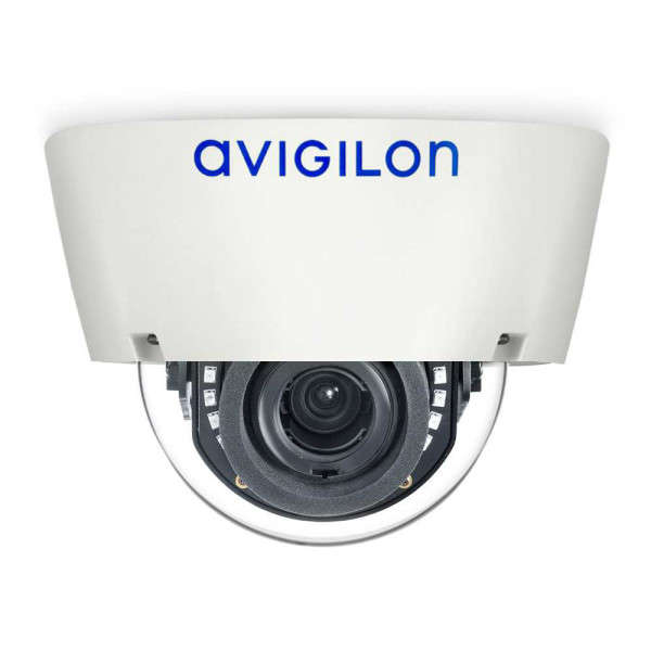 6 MP WDR, LIGHTCATCHER D/N, INDOOR, 4.9-8MM P-IRIS, IR, ANALYTICS, IK10