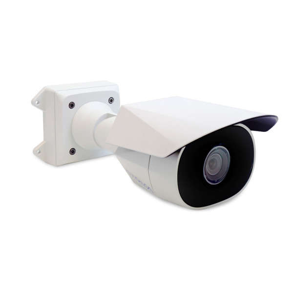 1.3 MP WDR, LIGHTCATCHER, 3.1-8.4MM P-IRIS, IR 30-50M, H265, IP67-IK10
