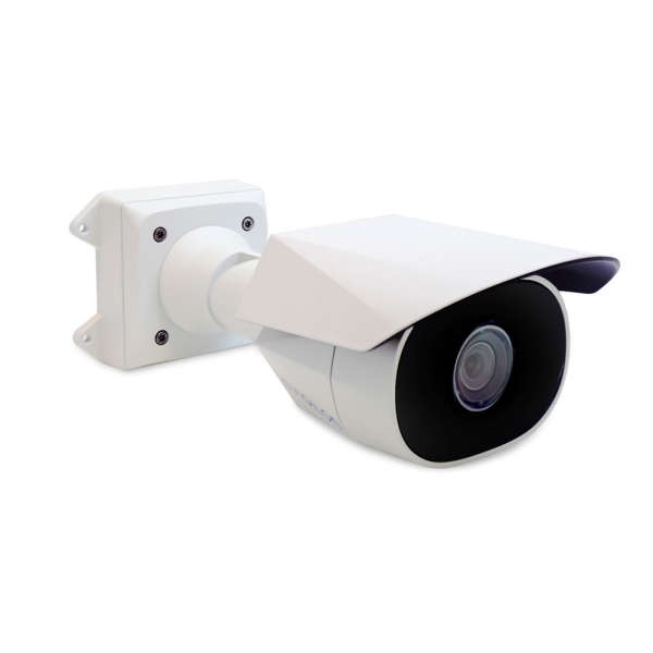 3 MP WDR, LIGHTCATCHER, 3.1-8.4MM P-IRIS, IR 30-50M, H265, IP67-IK10