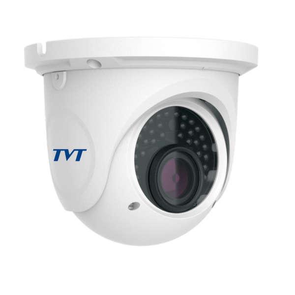MINI-DOME D/N WP HD-TVI/AHD, 1080P, VF, 3DNR, WDR ICR, CVBS, 12V, IR20M