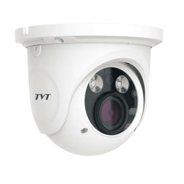 DOME D/N WP HD-TVI/AHD/CVI/CVBS, 1080P, 2.8-12MM, TRUE WDR, 12V, IR30M