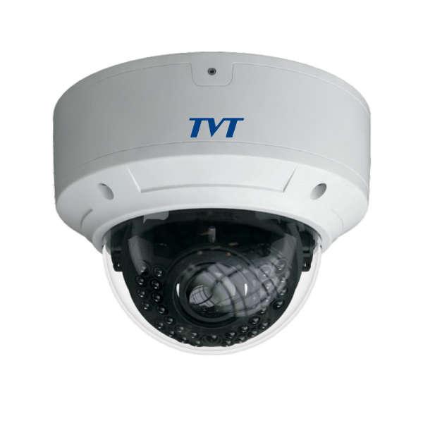 DOME D/N WP HD-TVI/AHD, 1080P, VF, 3DNR, WDR ICR, CVBS, 12V, IR20M, IK10