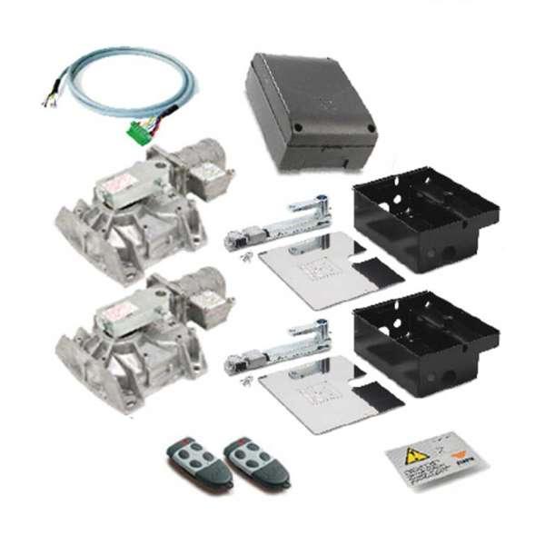 KIT 2XHL2524 24VDC ENCODER+2 BOITIERS,PRG 242+RX 449+2 S449TX4+PANEAU