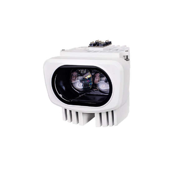 12W SNAP-IN 850MN IR LED ILLUMINATOR, VARI ANGLE FROM 10° ~40°, 50-140M