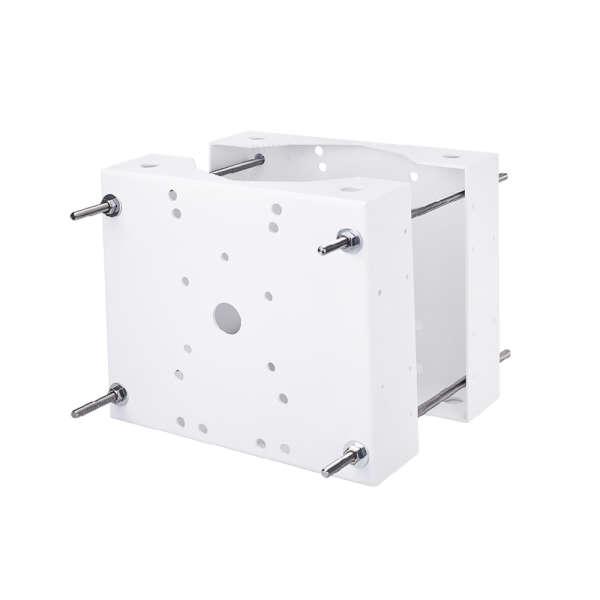 POLE MOUNT ADAPTOR BRACKET HOUSING PRO & UNIVERSAL BOX, 100-230 MM