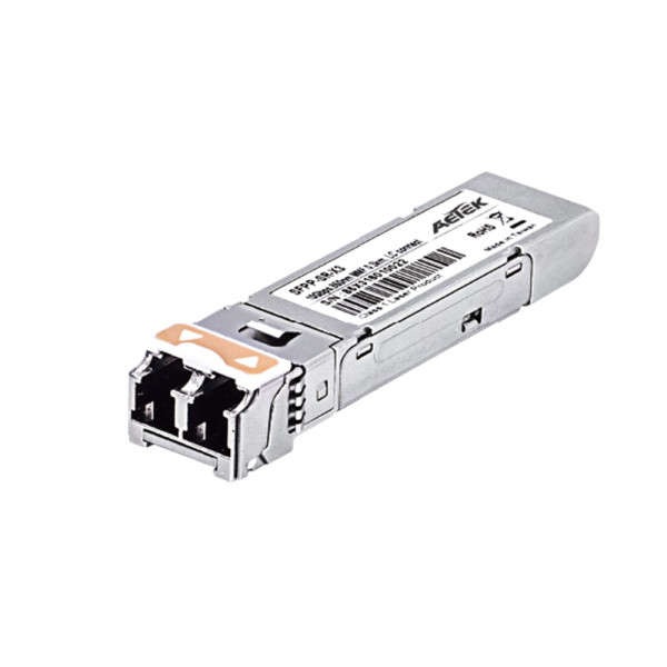 MODULE SFP+ (-40/75°C) MULTIMODE 850NM VCSEL-300M POUR SWITCH IPAET