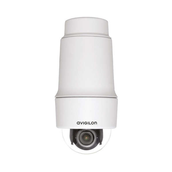 1 MP H3 MICRO DOME COULEUR IK10-IP55 PENDANT, 2.8MM F:1.6 BLANC