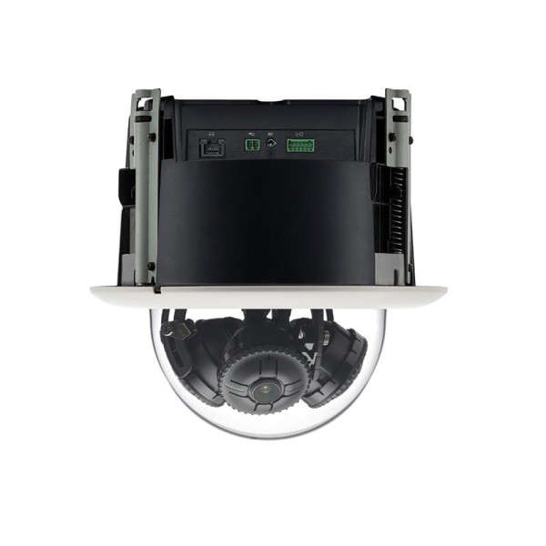 3 X 3 MP WDR D/N DOME CEILING, IR CUT FILTER, ALARM I/O, H264, 2.8-8MM