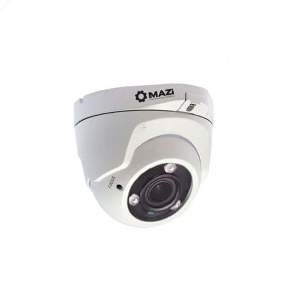 DOME D/N WP IP, 1.3MP, 2.8-12MM, WDR, 3DNR, POE/12VDC, IR40M, IP66