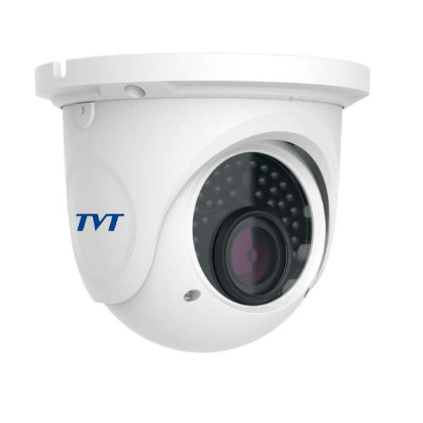 DOME D/N WP IP, 1.3MP/25IPS, 2.8-12MM, WDR, 3DNR, POE, IR30M MAX, IP66