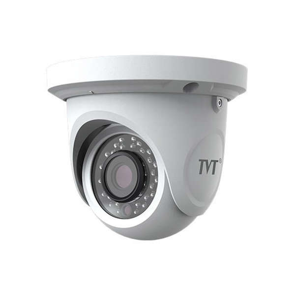 DOME D/N WP IP, 2MP/25IPS, H264+, 3.6MM, DNR, POE, IR20M MAX, IP66