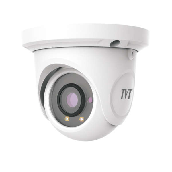 DOME D/N EYEBALL WP IP, 2MP/25IPS, H265, 2.8MM, DNR, POE, IR20M, IP66