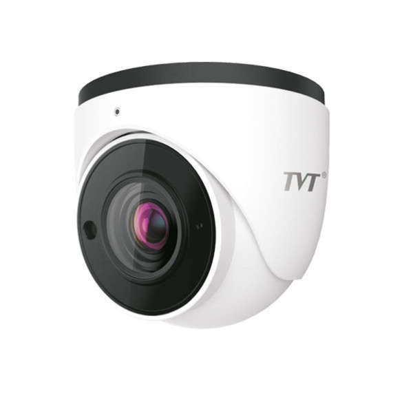 DOME D/N EYEBALL WP IP, 2MP/25IPS, H265, 2.8-12MM, DNR, POE, IR30M IP66