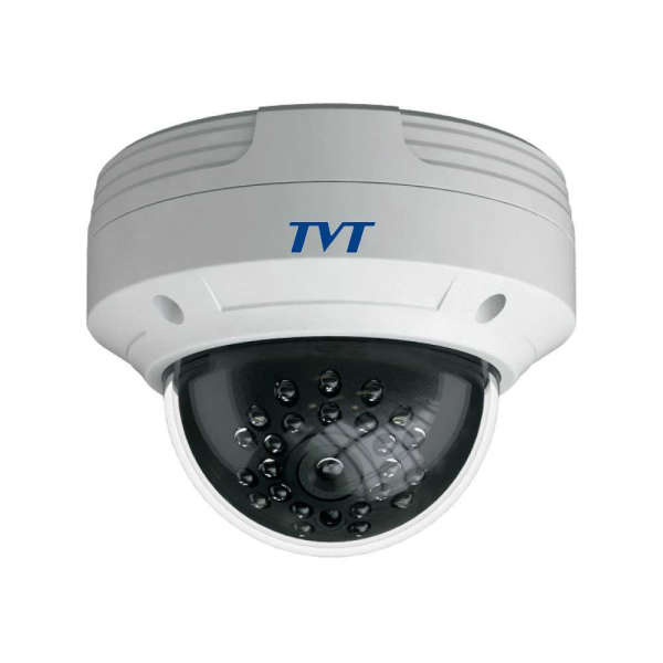 DOME D/N WP IP, 4MP/20IPS, H265/H264, 3.6MM, DNR, POE, IR20M MAX