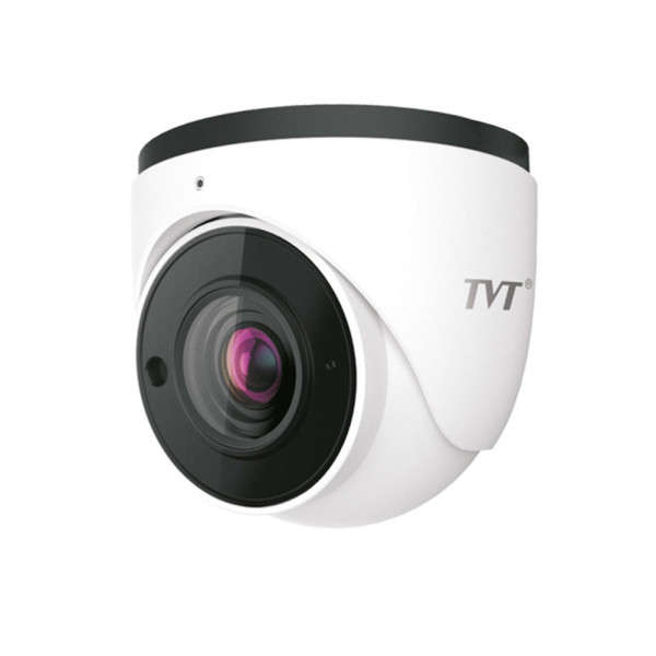 4MP IVA EYEBALL, 4MP/25IPS, DWDR, MIC, POE, IR50M MAX, MOTOR LENS, IP67