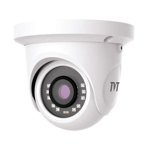 DOME D/N WP IP, 5MP/20IPS, H265/H264, 2.8MM, DNR, POE, IR20M MAX