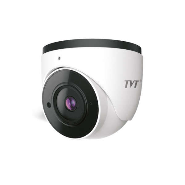 4MP PRO IVA DOME, 4MP/25IPS, WDR, POE, IR50M MAX, FIXE LENS, IP67