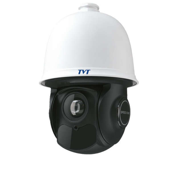 DOME PTZ IP3MP/AHD2MP, 20X, ICR, IP66, IR 100M, 24VDC, AL 4IN/1OUT