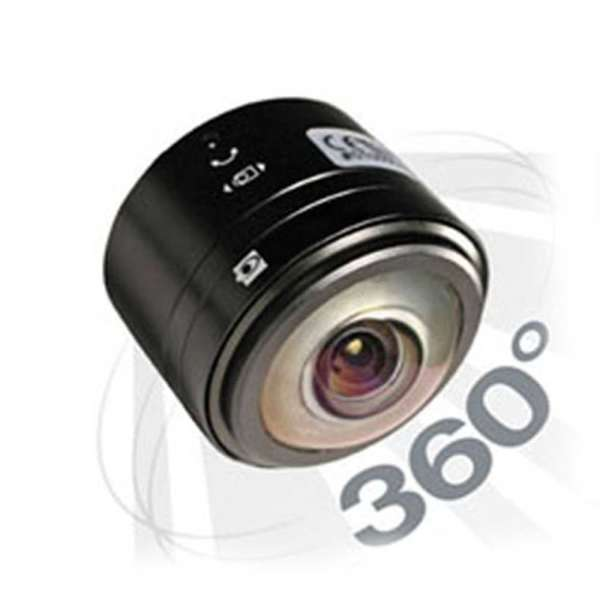 OBJECTIF MEGAPIXEL FISHEYE 2,7MM F/1.8 IRIS MANUEL NOT FOR IR