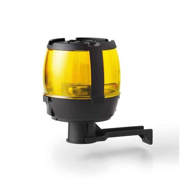 LED LAMPE SIGNALISATION JAUNE 24V/230VAC