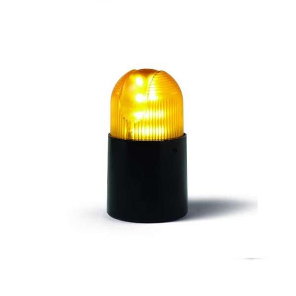 LED  XLAMP SIGNALISATION REGLABLE EN HAUTEUR JAUNE 24V/230VAC