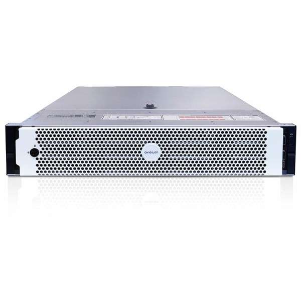 HD NVR4 SERVEUR 192TB RACK 2U 1450MBPS(10GBE) APPEARANCE SEARCH READY