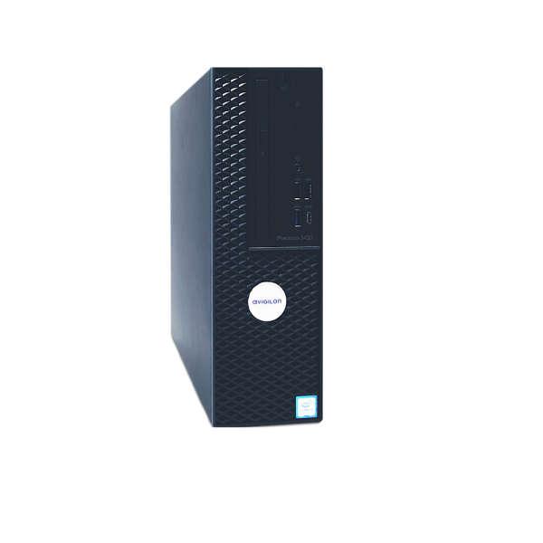 HD NVR4 WORKSTATION 8TB, DESKTOP, 120MBPS, 4K X 2 DISPLAYS, OS SSD 256GB