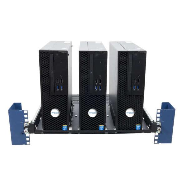 RACK SHELF FOR 3 X NVR4-WKS OR RM5-WKS IN 7U