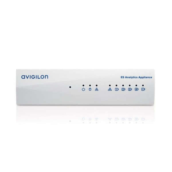 LOCAL ES ANALYTICS NVR 4TB,4POE/60W+2LAN,4 LICENCES ENT,7K HD PRO CAM OK