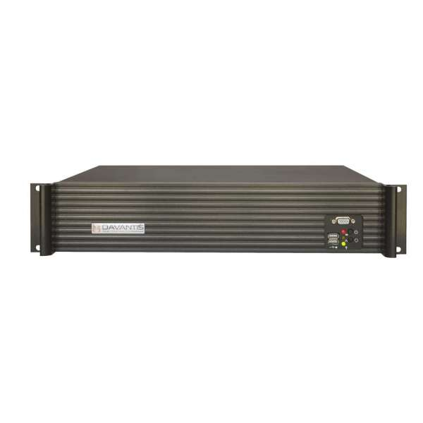 SERVEUR VIDEO ANALYTIQUE HYBRIDE IP ANALOG THERMAL, STANDARD, 3CH, 8IN