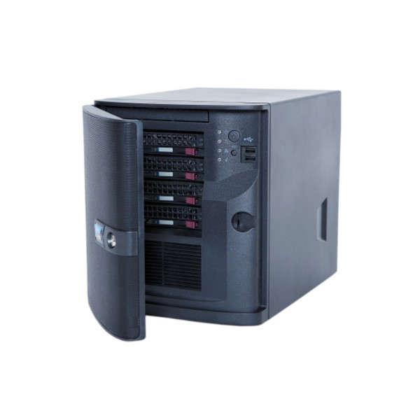 HD NVR-C QUBE WORKSTATION 4TB 300MBPS