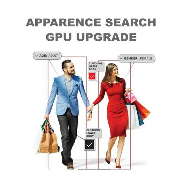 UPGRADE GPU FOR AVIGILON APPEARENCE SEARCH U SERIES SERVERS
