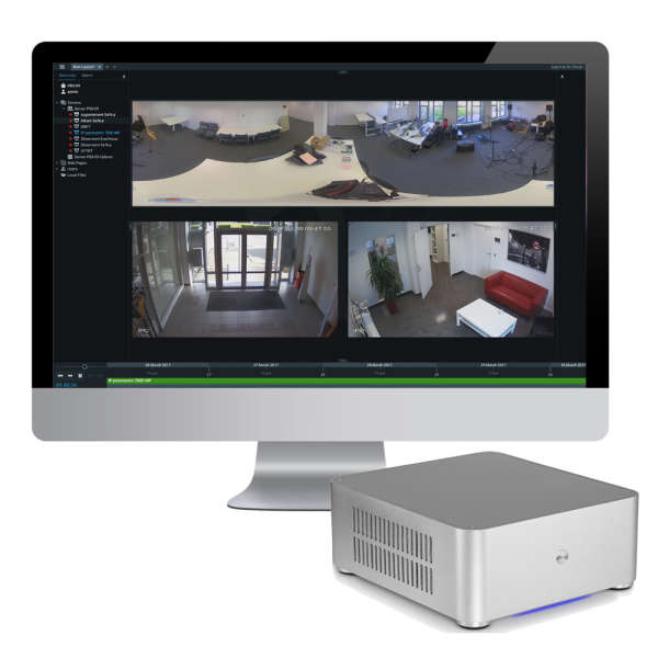 PROBOX WORSTATION, 2 LAN, WI-FI, 1 X DVI, 2 X HDMI, MAX 5 X 8MP, WINDOWS