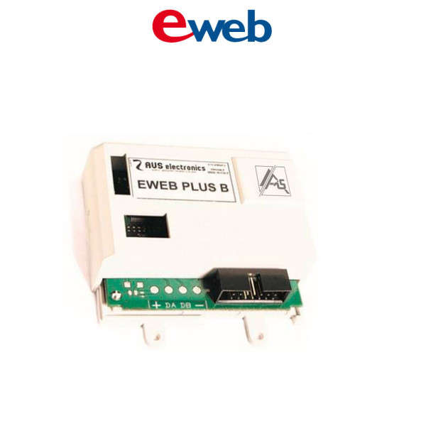 MODULE ETHERNET, WEBSERVER, TRANSMISSION +UP-LOADING +MAIL +APP +PUSH