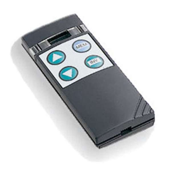 EMETTEUR S48,27 MHZ, A 8 CANAUX A CODES ALEATOIRES AVEC DISPLAY LCD