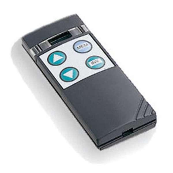 EMETTEUR S48,27 MHZ, A 16 CANAUX A CODES ALEATOIRES AVEC DISPLAY LCD
