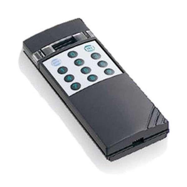 EMETTEUR S48,27 MHZ, A 99 CANAUX A CODES ALEATOIRES AVEC DISPLAY LCD