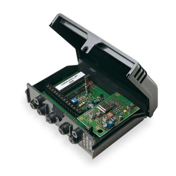 RECEPTEUR DE CONTROLE D'ACCES S48 12/24 V, INTERFACE ISO/WIEGAND