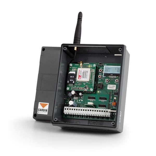 RECEPTEUR RX1-4 COMPATIBLE SERIE S504,433 MHZ, 2G/3G, 3000 CODES