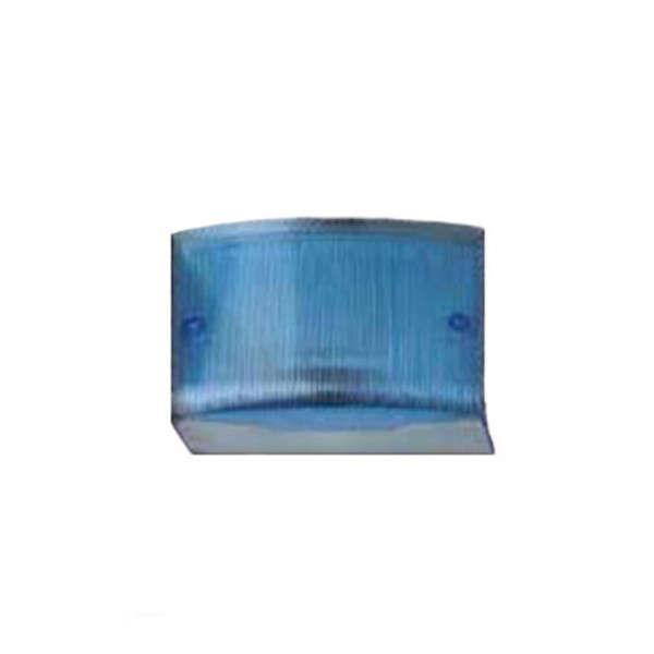 PLEXI LEGEREMENT BLEUTE POUR TS85 LED+ ET CITY LED+